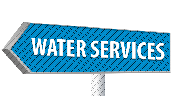 Read more about our Water Services